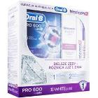 Oral-B PRO 750 CrossAction Aikuinen Pyörivä värähtel... 1ac8824ca3f80