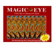 Book Magic Eye