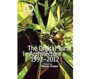 Book The Digital Turn in Architecture 1992 - 2012
