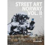 Book Street Art Norway Vol. Ii