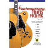 Book The Art of Contemporary Travis Picking