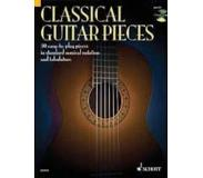 Book Classical Guitar Pieces