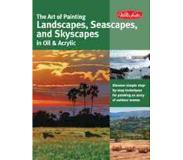 Book The Art of Painting Landscapes, Seascapes, and Skyscapes in Oil & Acrylic