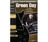 Book Green Day Guitar Chord Songbook