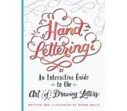 Book Hand-Lettering: The Art of Drawing Letters