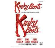 Book Kinky Boots -- Sheet Music from the Broadway Musical