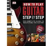 Book How to Play Guitar Step by Step
