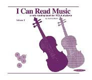 Book I Can Read Music, Vol 1
