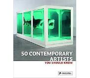 Book 50 Contemporary Artists You Should Know