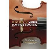 Book Principles of Violin Playing and Teaching