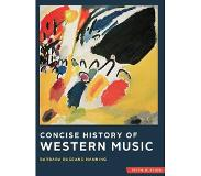 Book Concise History of Western Music