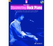 Book Discovering Rock Piano