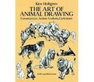 Book The Art of Animal Drawing