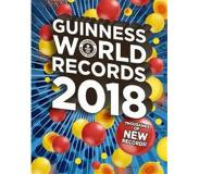 Book Guinness world records 2018 : suuri ennätyskirja 2018