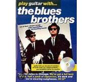 Book Play Guitar With The Blues Brothers