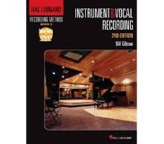 Book The Hal Leonard Recording Method