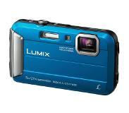 Panasonic Lumix DMC-FT30 Sininen