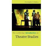 Book The Cambridge Introduction to Theatre Studies
