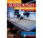 Book Pro Tools Surround Sound Mixing