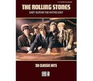 Book The Rolling Stones Easy Guitar Tab Anthology