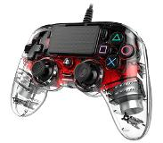 Nacon PS4 CONTROLLER LED RED