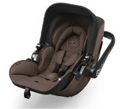 Kiddy Turvakaukalo Evolution Pro 2, 2017, Nougat Brown