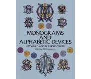 Book Monograms and Alphabetic Devices