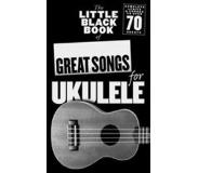Book The Little Black Book of Great Songs for Ukulele
