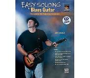Book Easy Soloing for Blues Guitar