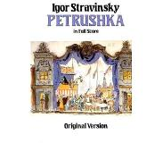 Book Petrushka in Full Score