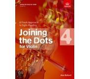 Book Joining the Dots for Violin, Grade 4