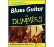 Book Blues Guitar For Dummies