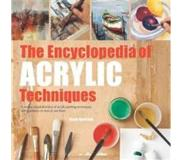 Book Encyclopedia of acrylic techniques - a unique visual directory of acrylic p