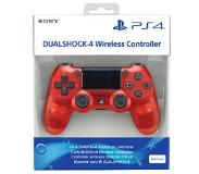 Sony Computer Entertainment PS4: Dualshock 4 ohjain - Red Crystal PS4