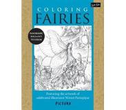 Book Coloring Fairies: Featuring the Artwork of Celebrated Illustrator Niroot Puttapipat