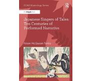 Book Japanese Singers of Tales