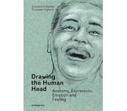 Book Drawing the Human Head: Anatomy, Expressions, Emotions and Feelings