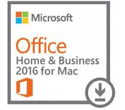 Microsoft MS OFFICE MAC HOME&BUS. 2016 DIGITAALINEN OHJELMISTO