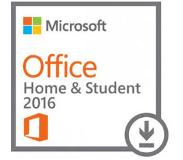 Microsoft MS OFFICE HOME & STUDENT 2016 DIGITAALINEN OHJELMISTO