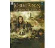 Book The Lord of the Rings Instrumental Solos for Strings