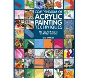 Book Compendium of Acrylic Painting Techniques