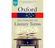 Book The Oxford Dictionary of Literary Terms