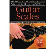 Book Absolute Beginners Guitar Scales