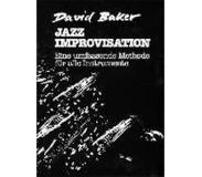 Book JAZZ IMPROVISATION