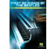 Book First 50 songs by the Beatles you should play on the piano : easy piano