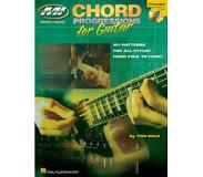 Book Chord Progressions for Guitar