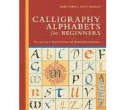 Book Calligraphy Alphabets for Beginners