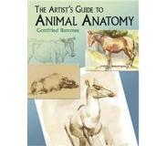 Book The Artist's Guide To Animal Anatomy