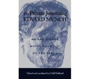 Book The Private Journals Of Edvard Munch