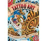 Book Drawing and Designing Tattoo Art